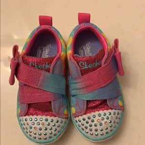 Skechers Twinkle Toes Toddler Shoes
